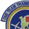 622nd Aeromedical Staging Squadron Patch   Upper Left Quadrant