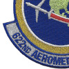622nd Aeromedical Staging Squadron Patch | Lower Left Quadrant