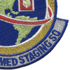 622nd Aeromedical Staging Squadron Patch | Lower Right Quadrant