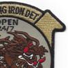 969th Field Artillery Battalion OIF Patch | Upper Right Quadrant