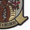 969th Field Artillery Battalion OIF Patch | Lower Right Quadrant