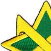 95th Military Police Battalion Patch | Upper Left Quadrant