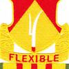 94th Field Artillery Battalion Patch Vietnam | Center Detail
