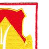 94th Field Artillery Battalion Patch Vietnam | Upper Right Quadrant