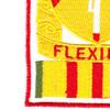94th Field Artillery Battalion Patch Vietnam | Lower Left Quadrant