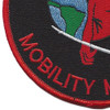 621st Contingency Response Wing-Devil Raiders Mobility Masters Patch | Lower Left Quadrant