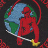 621st Contingency Response Wing-Devil Raiders Mobility Masters Patch | Center Detail