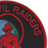 621st Contingency Response Wing-Devil Raiders Mobility Masters Patch | Upper Right Quadrant