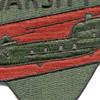 B Co 159th Aviation Battalion Patch 101st Airborne Division | Center Detail