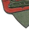 B Co 159th Aviation Battalion Patch 101st Airborne Division | Lower Left Quadrant