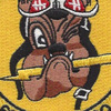 61st Fighter Squadron Patch | Center Detail