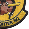 61st Fighter Squadron Patch | Lower Right Quadrant