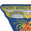 Barking Sands Pacific Missile Range Facility Patch | Upper Left Quadrant
