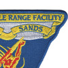 Barking Sands Pacific Missile Range Facility Patch | Upper Right Quadrant