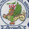 619th Tactical Control Squadron Patch   Center Detail