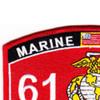 6179 Vh-3D Presidential Helo Crew Chief MOS Patch | Upper Left Quadrant