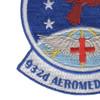 932nd Aeromedical Evacuation Squadron Patch   Lower Left Quadrant