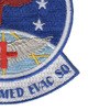 932nd Aeromedical Evacuation Squadron Patch   Lower Right Quadrant
