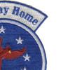 932nd Aeromedical Evacuation Squadron Patch   Upper Right Quadrant