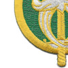 92nd Military Police Battalion Patch | Lower Left Quadrant