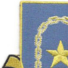 920th Air Base Security Battalion Patch | Upper Left Quadrant