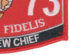 6173 CH-53 Crew Chief MOS Patch