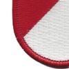 91st Cavalry Regiment 1st Squadron Flash Patch | Lower Left Quadrant