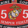 8551 Close Combat Instructor MOS Patch | Center Detail