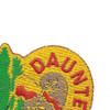 84th Engineering Battalion Crest Patch | Upper Right Quadrant