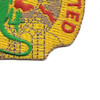 84th Engineering Battalion Crest Patch | Lower Right Quadrant