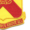 84th Field Arty Bn/Rgt Patch | Lower Right Quadrant