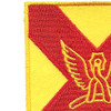 84th Field Arty Bn/Rgt Patch | Upper Left Quadrant