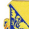 84th Chemical Battalion Patch   Upper Left Quadrant