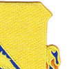 84th Chemical Battalion Patch | Upper Right Quadrant