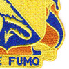 84th Chemical Battalion Patch   Lower Right Quadrant