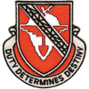 847th Engineer Battalion Patch