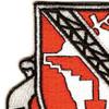 847th Engineer Battalion Patch | Upper Left Quadrant