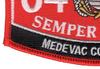 8404 Medevac Corpsman MOS Patch