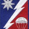82nd Sustainment Brigade Patch | Center Detail