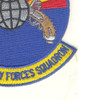 82nd Security Forces Squadron Patch | Lower Right Quadrant