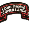 82nd LRS Airborne Infantry Patch | Center Detail