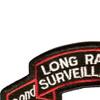 82nd LRS Airborne Infantry Patch | Upper Left Quadrant