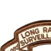 82nd LRS Airborne Infantry Desert Patch   Upper Left Quadrant