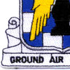 82nd Aviation Regiment Patch | Lower Left Quadrant