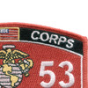 6153 Helo Airframe Mech CH-53 Patch | Upper Right Quadrant