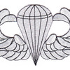 Airborne Basic Jump Wings Badge Patch | Center Detail