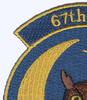 67th SOS Special Operations Squadron Patch   Upper Left Quadrant