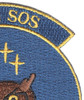 67th SOS Special Operations Squadron Patch   Upper Right Quadrant
