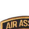 Air Assault Military Tab | Upper Left Quadrant