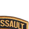Air Assault Military Tab | Upper Right Quadrant
